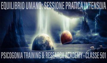 2 / 6 GENNAIO 2019 - EQUILIBRIO UMANO: SESSIONE PRATICA INTENSIVA - BELLANTE (TE)