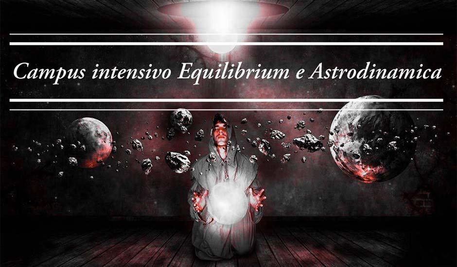 CAMPUS INTENSIVO EQUILIBRIUM E ASTRODINAMICA