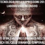 TECNOLOGIA DELLE ESPRESSIONI 201 LABORATORIO INTENSIVO